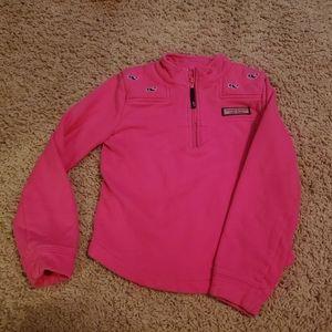 Vineyard Vines girls sweatshirt size 5-6